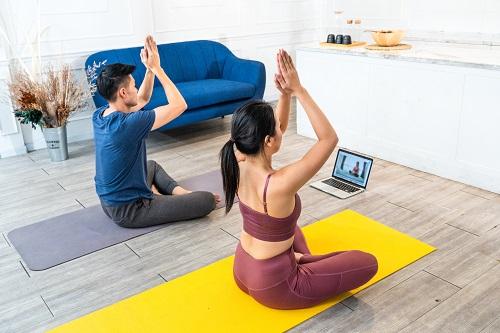 vidéos de yoga disponibles